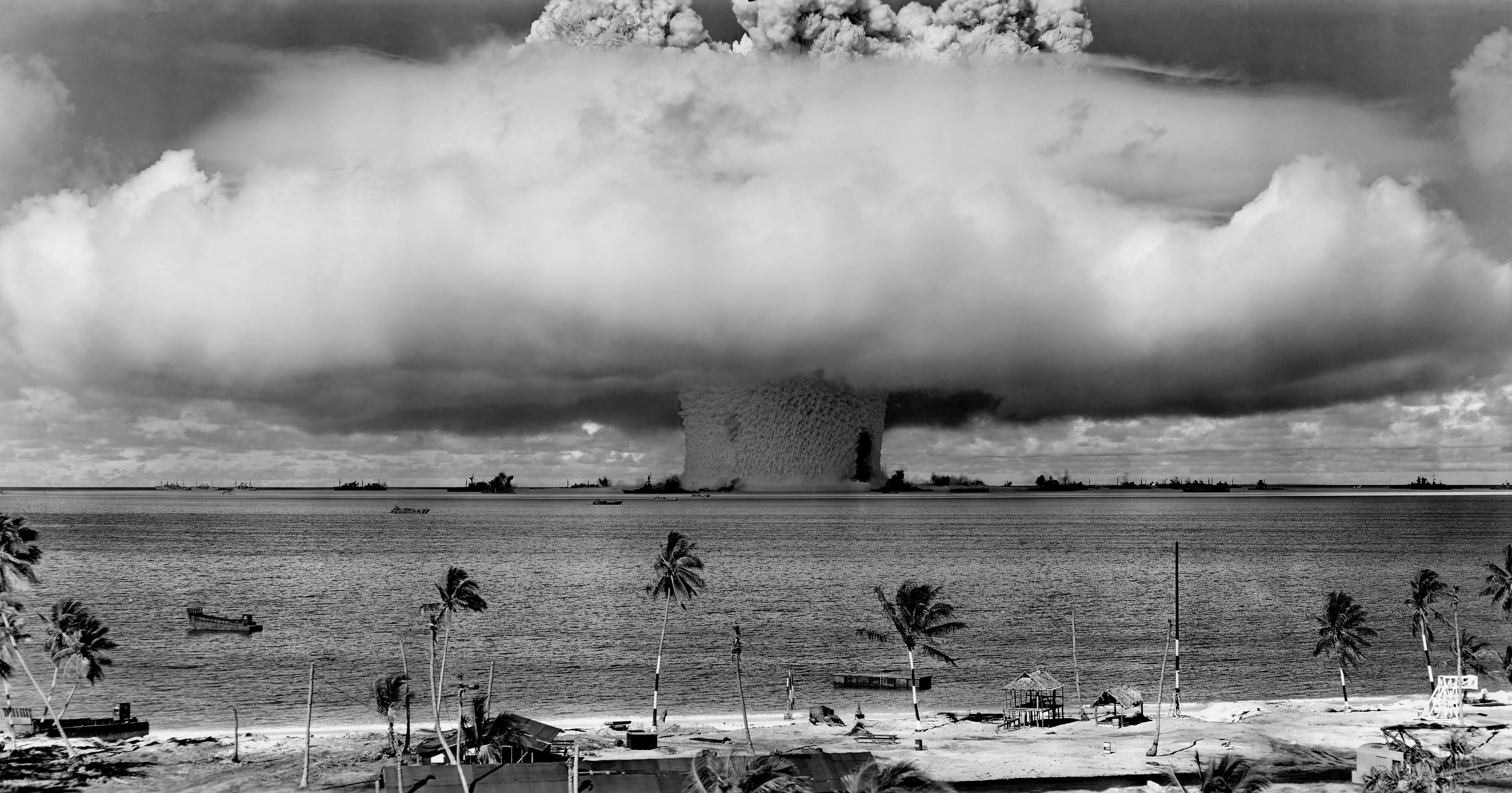 At Long Last, People Under 40 Care about Nuclear Weapons